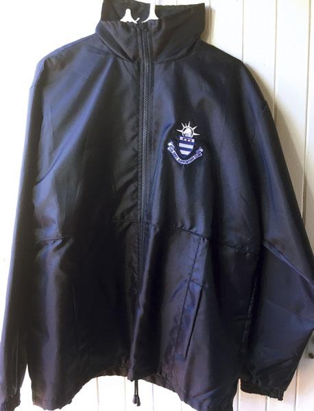 Rain Jacket Unisex Navy S