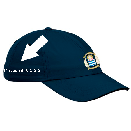 Add Your Class Year to Cap