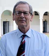 Nigel Bands - Grey Foundation Trustee photo