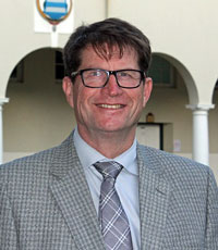 Peter Merrington - Grey Foundation Trustee photo