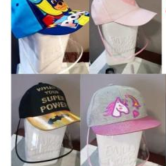 Kids Caps with Visor R150