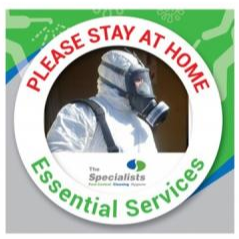 The Specialists - Disinfecting, Deep Cleaning, Pest Control & Hygiene